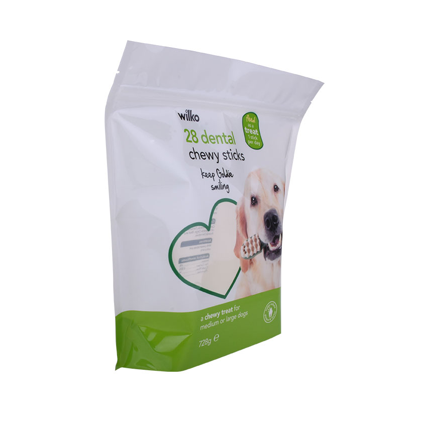 nobel pet food bag