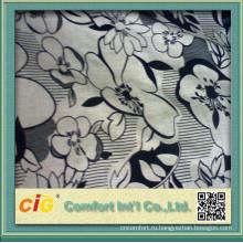Последняя Мода Флокирование Цветочный Диван Ткань Для Южной Америки