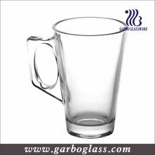 Vidro do café Caneca clássica do vidro de Latte