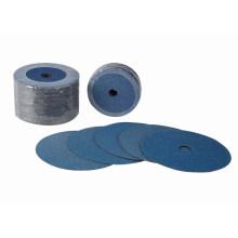 Discos abrasivos de fibra, ruedas de corte