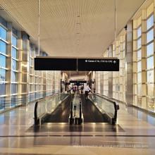 Aeroporto, móvel, passagem