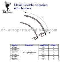 Extension flexible en métal