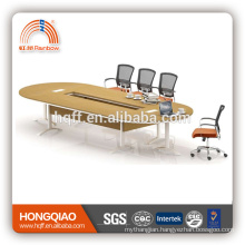 (MFC)HT-24-43 modern conference table stainless steel frame for 4.3M conference tables for sale