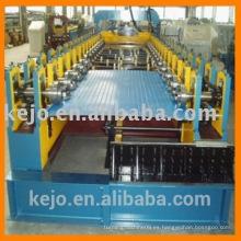 Alta costilla de metal plataforma de acero de piso de rollo de la máquina que puede importar de China