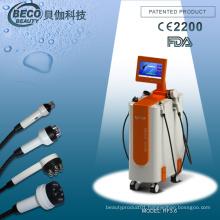 Vacuum RF Skin Care RF Body Beauty Slimming Machine