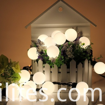 LED Decorative Balls Night Lights