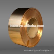 Chinese metallurgy brass C26800 strip