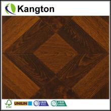 Alta qualidade e alta densidade Parquet Piso laminado (piso laminado em parquet)