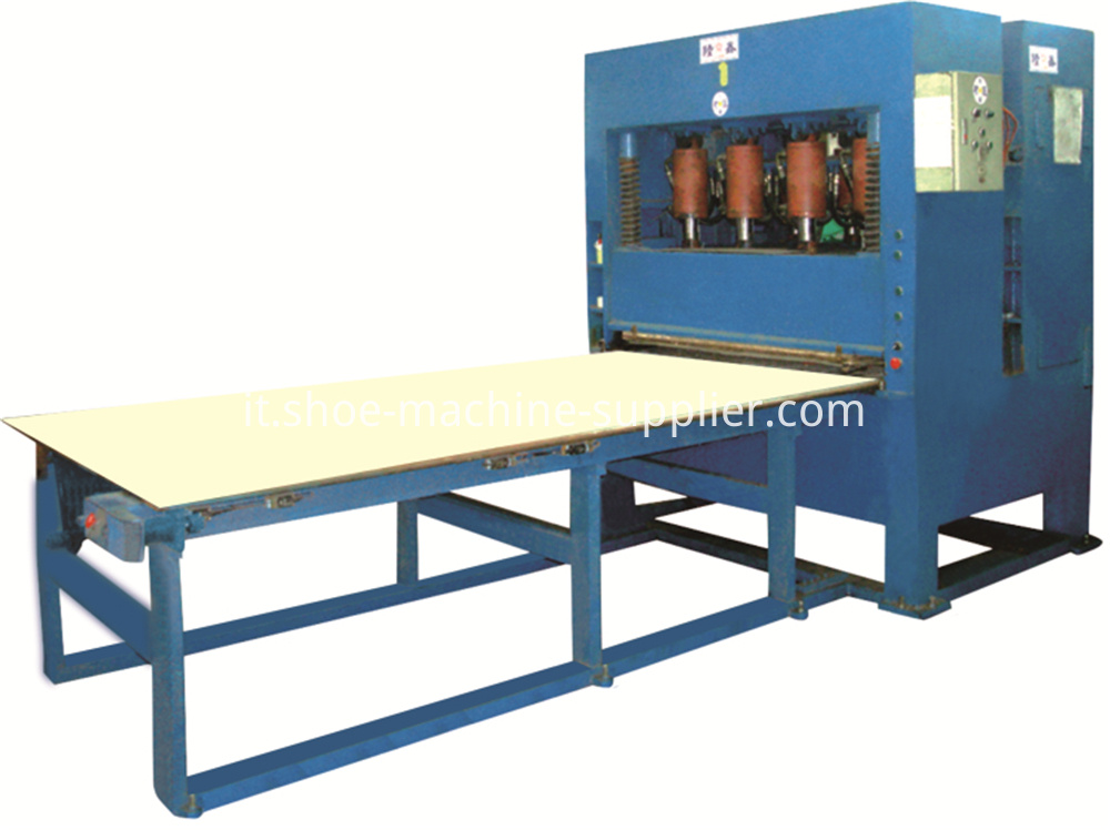Material Die Cutting Machine