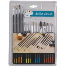 High Quality rubber tipped brushes