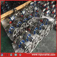 API 602 Forged Steel Thread Gate Valve (Z11)