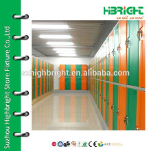 plastic foldable locker shelf