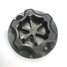 Piezas de moldeo por inyección de plástico ABS de alta precisión mecanizadas