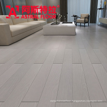 China Manufactory Hot Sale 12mm HDF Registered Embossed Laminate Flooring (AT005)