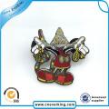 Artefakt Cartoon Form Anstecknadel Metall Abzeichen Promotion Geschenk