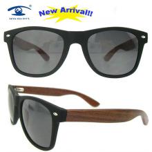 Gafas de sol de madera de Eyewear de la nueva llegada de la manera