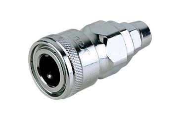 Big body quick hose coupling