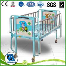 Movable Hospital children bed