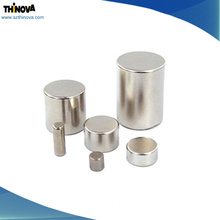 Strong Magnetic Cylinder NdFeB Permanent Magnets with Ni-Cu-Ni Coating