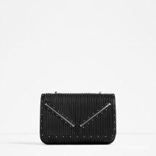 2017 Fashion PU Leather Embroidery Shoulder Bag