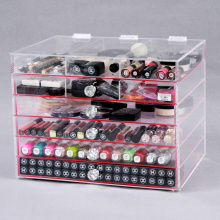 Tanie Affordable Acrylic Cube Makeup Organizer