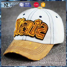 Hot promotion fashionable cotton baseball cap hat & cap from China