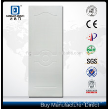 mdf veneer best price pvc door for interior