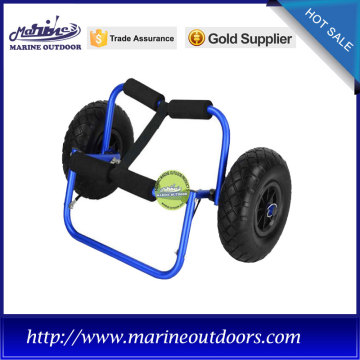 Trailer trolley, Boat sitting cart, Foldable aluminium kayak trolley