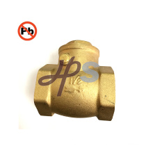 NSF-61 Standard Lead Free Brass Swing Check Valve for drinking water system