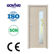 Melamine molding home used wood exterior doors