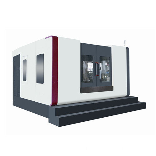 Centre d'usinage horizontal CNC Best Performance