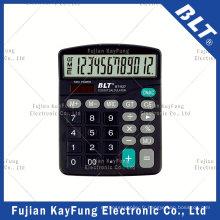 Calculatrice de bureau à 12 chiffres pour la maison et le bureau (BT-937)