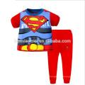 Wholesale Kids Cartoon Pajamas Sets Cotton Pyjamas Children Sleepwear