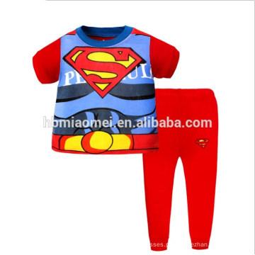 Atacado Crianças Dos Desenhos Animados Pijamas Define Algodão Pijamas Crianças Pijamas