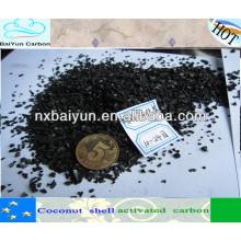 скорлупы кокосового ореха активированного угля для очистки золота