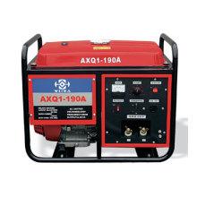Generador de soldadura de gasolina de 5kVA Protable-1 año de garantía