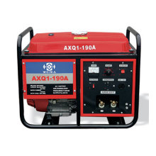 5 ква переносной Бензиновый Сварочный генератор-1 год гарантии