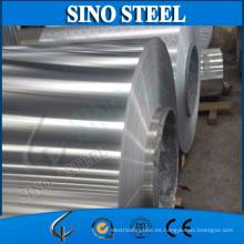 1050 5020 6061 bobina de aleación de aluminio para la construcción