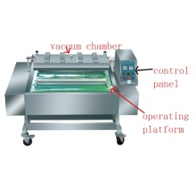 Tabletop Sealer Vacuum Automatik