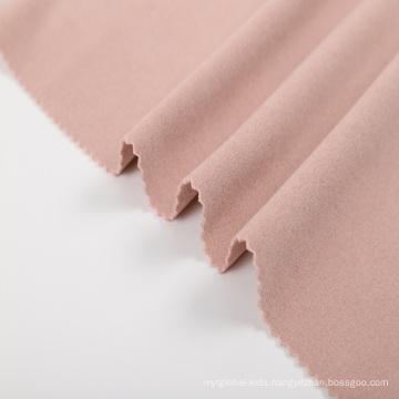 100% polyester velvet fleece baby clothing fabric