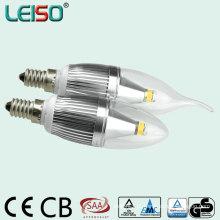 5W 2500k 400lm bulbo do diodo emissor de luz com CB SAA Aprovação (leisoA)
