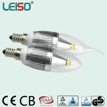 5W 2500k 400lm Светодиодная лампа с CB SAA утверждение (leisoA)