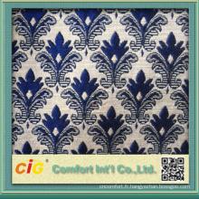 Tissu de doublure de gros sofa en style arabe