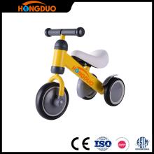HONGDUO Most popular yellow 1-2 years old children balance bike