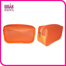 PVC Clear Travel Cosmetic Bag Zipper Top Aeroporto Transparente Liquid Cabin Holiday Pouch