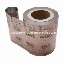 Plastic Food Packaging Film/ Laminated Roll Film for Food Packaging