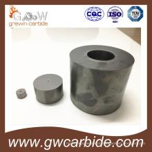Dados de carboneto de perfuração, moldes de matrizes de carboneto de tungstênio