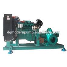 Diesel farm irrigation pump