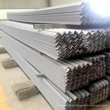 Q235 Barra de ângulo de aço galvanizado em estoque