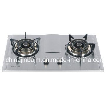 2 brûleurs no 120 * plaque de cuisson intégrée en acier inoxydable n ° 120